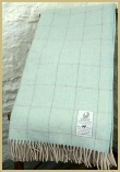Lambswool Pastel Windowpane - Tiffany