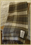 Lambswool Merino Mineral Plaid - Petrified Wood
