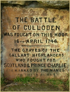The Battle of Culloden ended Jacobite hopes