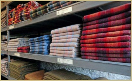 Cotswold Woollen Weavers Online Throw Shop